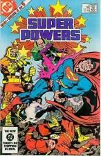 Super Powers (1st series) # 2 (of 5) (Estados Unidos, 1984)