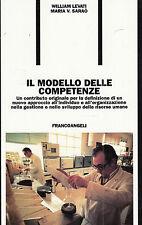 Il modello delle competenze. Levati/Sarao. FrancoAngeli. 1998  **VV7