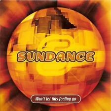 SUNDANCE - won't let this feeling go CDS!! eurodance