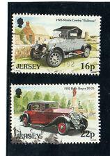 Jersey Automoviles Coches valores del año 1992 (AX-853)