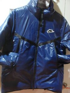 Men's Nike Synthetic Fill Windrunner Repel Puffer Jacket CZ1508 492 Size XS~L