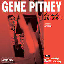 Gene Pitney - Only Love Can Break a Heart/Many Sides [New CD] Spain - Import