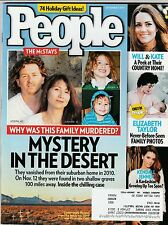 Mystery In The Desert People Weekly Magazine December 9, 2013 Buy 1 Get 1 50%off