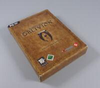 The Elder Scrolls IV Oblivion Collector's Edition komplett inkl. Septim Münze