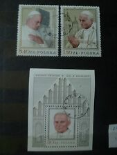 Fi 2482-83* blok,Mi2629 - 2629* +block JAN PAWEŁ II - Pope John Paul II,