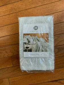 Hotel Collection Seaglass Standard Pillowsham NWT