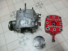 91 Polaris RXL 650 Snowmobile Cylinder Piston & Head PTO 92 93 94 95 96 Indy