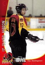 2002-03 Belleville Bulls #11 Oliver Maron