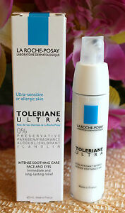 LA ROCHE POSAY TOLERIANE ULTRA Day moisturiser for sensitive reactive skin.40 ml