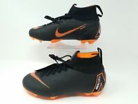 Nike JR Mercurial Superfly 6 Elite FG Soccer Cleats Youth Size 5.5Y AH7340-081