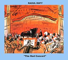 ELEVEN (11)  COPIES OF THE PAINTINGS OF RAOUL DUFY FAMOUS FRENCH PAINTER