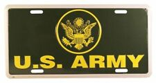 U.S. Army License Plate