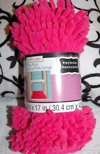 NEW CREATOLOGY  COOL RUG  FOR YOUR SCHOOL LOCKER  - BRIGHT PINK SHAG~ RARE!!