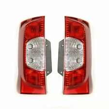 FIAT FIORINO 2008-> REAR TAIL LIGHTS 1 PAIR O/S & N/S