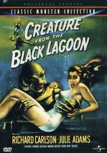 Creature From the Black Lagoon [New DVD] Black & White, Full Frame, Su