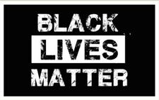 "Black Lives Matter Car Window 5"" Vinyl Decal Sticker Floyd George"