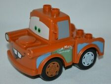 Lego Duplo Disney Pixar Cars Tow Mater Truck Figure No Hook
