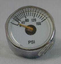 Manomètre 0-160 PSI par exemple pour pressuretester