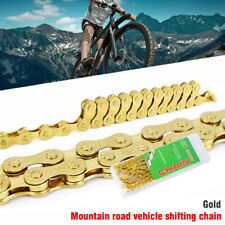 Mountain Road Bike Bicycle Folding Chain 6/7/8 Speed For Shimano IG51 116L new