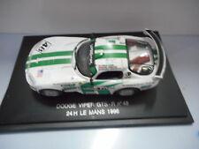 EAGLE'S RACE  1/43 - DODGE VIPER GTS -R #48 24 H LE MANS 1996