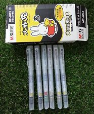 SHANGHAI M&G MF-2013 0.5mm roller gel pen black (12 pcs)
