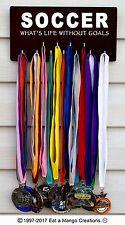 SOCCER,Sports Medal Holder,Hanger,Rack,SM6007