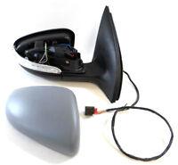 Pour VW Golf Mk6 Hayon 2009-6/2013 Électrique puissance Pliable Miroir Droit OS