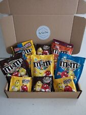 M&Ms Chocolate Sweet Hamper, M&M's m and m, Perfect Gift any Occasion