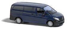 1:87 Scale Busch 51107 Mercedes Benz Vito Panel Van - Blue - BNIB