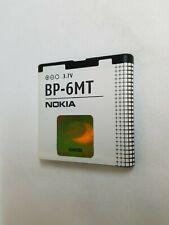 Nokia BP-6MT BP6MT For E51 N81 N82 6350 Rm-455 6750 1050mAh Original Battery