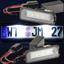 Kennzeichen Beleuchtung LED SMD sehr helle weiße Nummernschild Leuchte 7401-5050