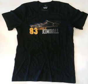 Charlie Kimball 83 Chip Ganassi super soft mens Licensed  T-Shirt NWT Small