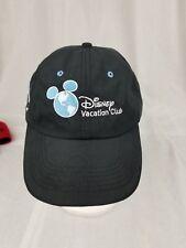 Disney Vacation Club Baseball Cap Hat Black Member Edition 2018 blue new fun kid