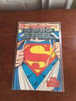 Man of Steel (1986 series) #1~~DC Superman comics