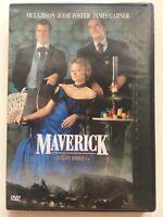 DVD NEUF *** MAVERICK *** MEL GIBSON, JODIE FOSTER