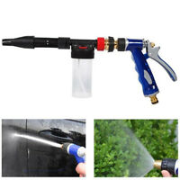 Car Clean High Pressure Wash Water Washer Soap Snow Foam Lance Sprayer Gun Kits