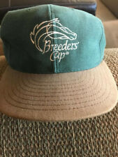 BREEDERS' CUP HORSE RACING HAT CAP EXCELLENT CONDITION / *NEAR MINT*