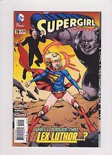DC Comics! Supergirl! New 52! Issue 19!