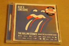 The Rolling Stones - Blue & Lonesome CD Polish Release NEW SEALED