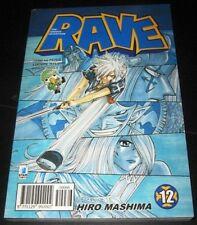 Rave N. 12 Hiro Mashima - STAR COMICS