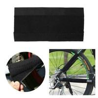 Cycling Bike Aluminum Bicycle Rear Gear Derailleur Guard Stay Protector O1W4