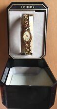Seiko  Armbanduhr für Damen Naturel Fix TA1 No 5606873 vergoldet NEU