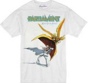 Parliament Motor Booty Affair Funk Psychedelic Rock Music Tee Shirt CLN-1003