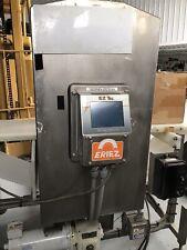 Used Eriez Ez Tec Conveyorized Metal Detector