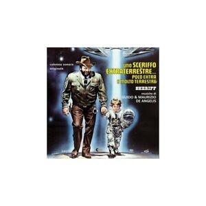 Uno Sceriffo Extraterrestre.. Poco Extra E Molto Terrestre (CD - De Angelis)