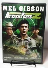 Attack Force Z 1981(DVD,2007)RARE-OOP-Mel Gibson - Free Shipping