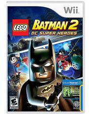 LEGO Batman 2:DC Super Heroes  (Wii, 2012)