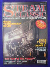 STEAM CLASSIC - BRITANNIAS - June 1991 #15