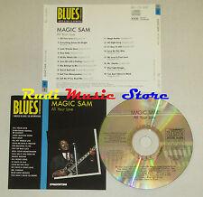 CD MAGIC SAM All your love BLUES COLLECTION 1993 DeAGOSTINI mc lp dvd vhs