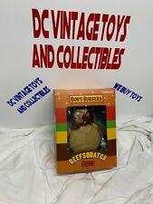 Kidrobot Bob's Burgers Beefsquatch Medium 7 Inch Vinyl Figure NEW IN STOCK